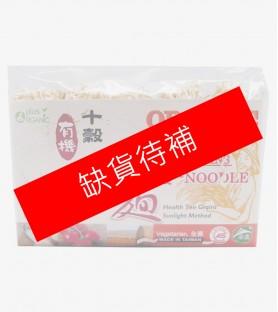 展康-有機十穀Q麵(375g)