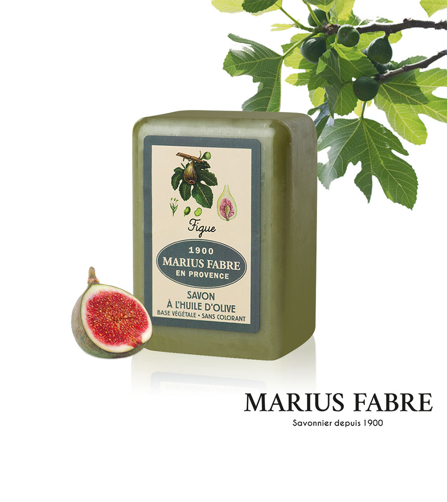 Marius Fabre天然草本無花果橄欖皂(250g)