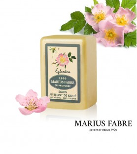 Marius Fabre法鉑天然野玫瑰棕櫚皂(150g)