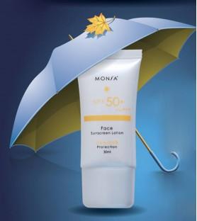 Monsa極效光透白防曬乳(30ml)