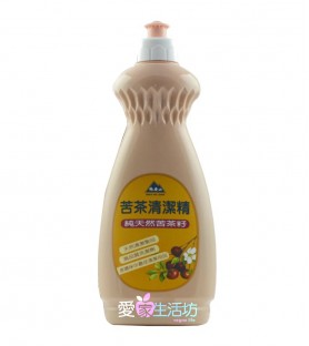 錫安山-苦茶清潔精(500ml)