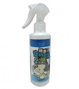 Monsa無患子寵物潔淨噴霧(乾洗用)