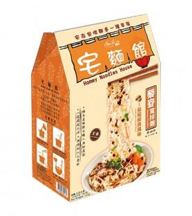 纖莉子-菇菇經典藜麥寬拌麵(321g)