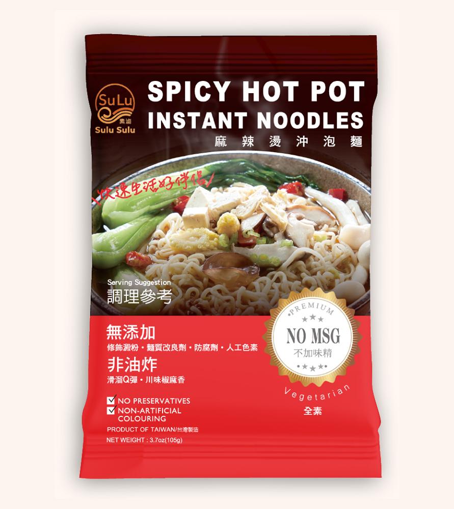 承昌食品-麻辣燙蒸泡麵(105g)