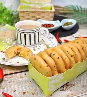 愛家食華-辣椒餅乾(170g/9入)