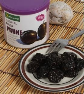 歐納丘-天然去籽黑棗乾(250g)