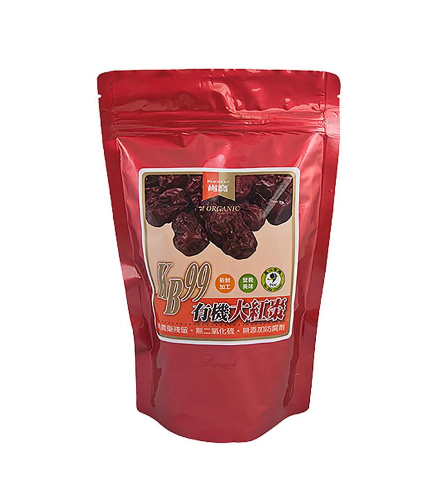 肯寶-有機大紅棗(250g)