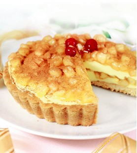 愛家食華-經典蘋果派(7吋)