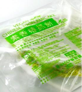 愛家食華-素香椿抓餅/10片(1400g)