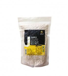 喜樂之泉-有機黃豆(500g)