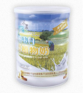 禾農有機-優蛋白高鈣植物奶(850g)