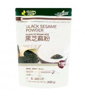 健康時代-黑芝麻粉*無糖(500g)