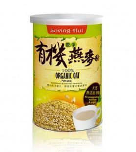 愛家食華-有機能量燕麥粉(500g)
