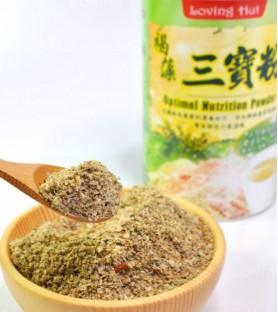 愛家食華-褐藻三寶粉(450g)