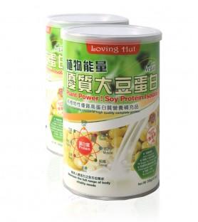 愛家食華-植物能量優質大豆蛋白(350g)