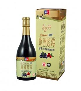 肯寶-有機歐洲藍莓酵素(500ml)