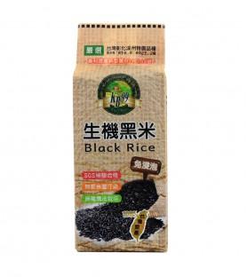 肯寶-生機黑米(600g)