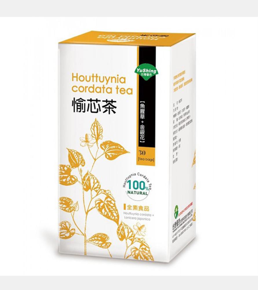 台灣優杏-愉芯茶 (30包/盒)