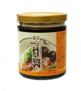 菇王-素食炸醬(240g)