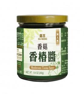 菇王-香菇香椿醬(240g)