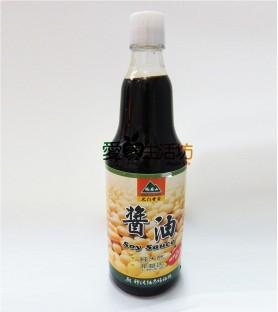 錫安山-醬油(600ml)