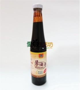 錫安山-醬油膏(420ml)