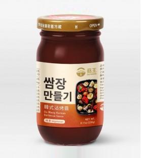 菇王-韓式沾烤醬(230g)