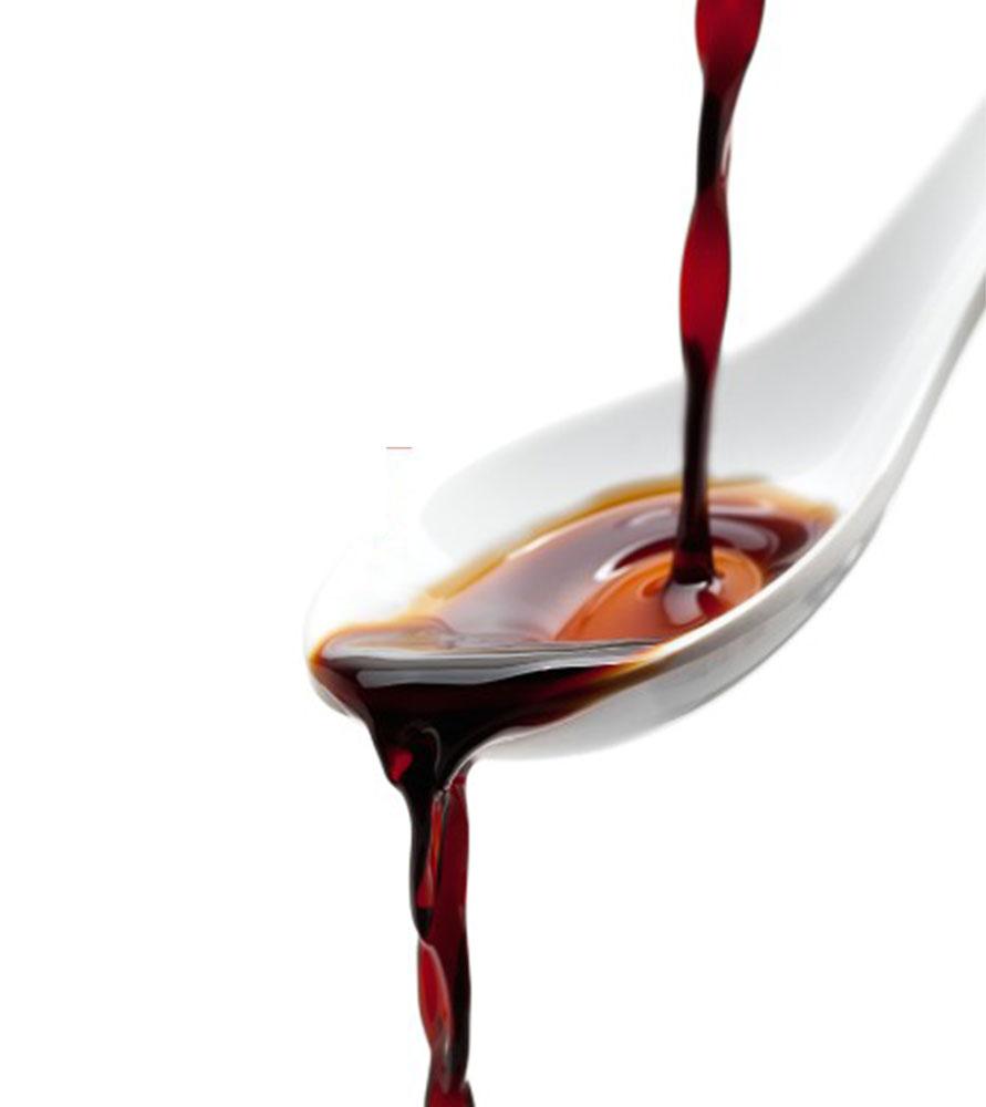 喜樂之泉-有機香菇黑豆醬油(500ml)