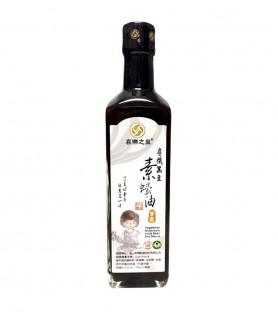 喜樂之泉-有機黑豆素蠔油(500ml)