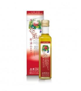 金椿茶油工坊-紅花大菓茶花籽油(250ml )