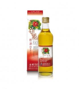 金椿茶油工坊-紅花大菓茶花籽油(500ml )
