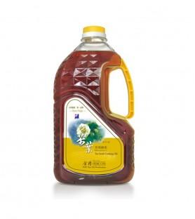 金椿茶油工坊-茶葉綠菓茶花籽油(1800ml )