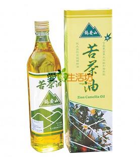 錫安山-苦茶油(550ml)