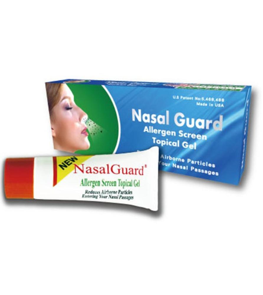 隱形防護口罩-Nasal Guard克感阻敏凝膠(7g)