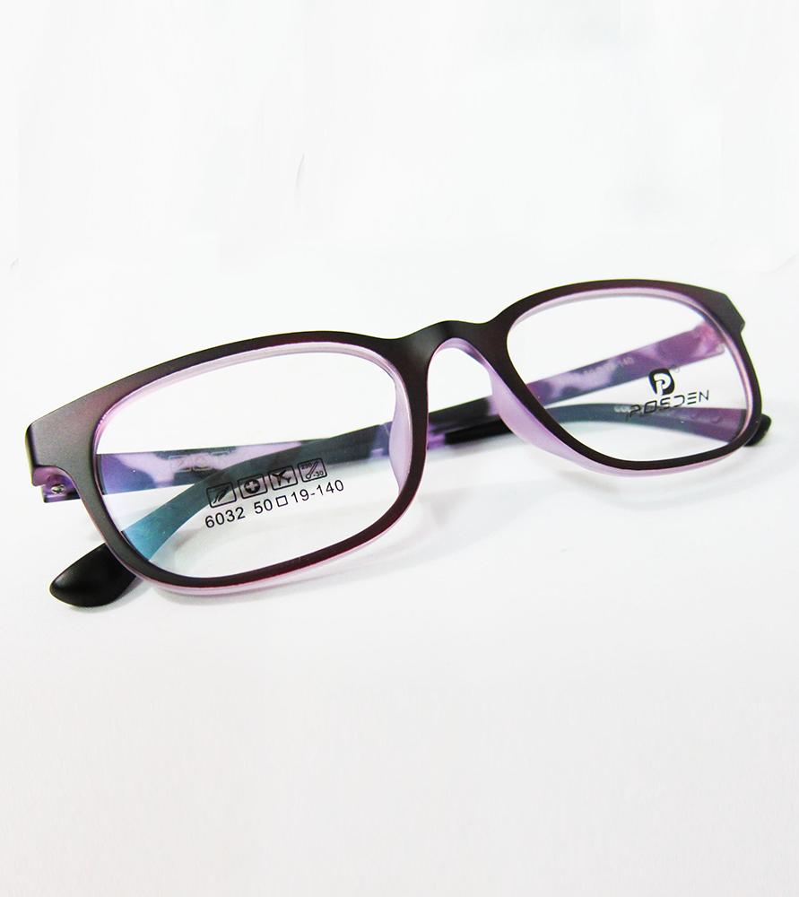 TR90-紫色(霧面)輕盈韓國技術設計眼鏡