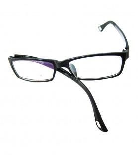 TR90-全黑(霧面)輕盈韓國技術設計眼鏡