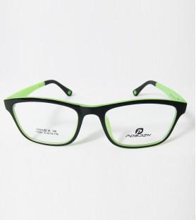 TR90-綠色(亮面)輕盈韓國技術設計眼鏡