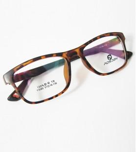 TR90-豹紋款(霧面)輕盈韓國技術設計眼鏡