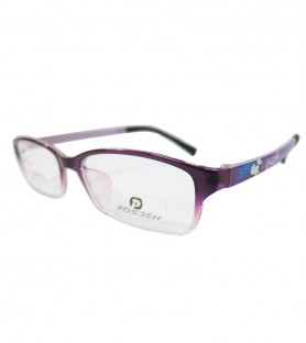 TR90-紫色(亮面)史努比65週年紀念款眼鏡