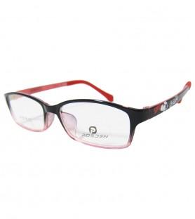 TR90-黑面紅腳(亮面)史努比65週年紀念款眼鏡