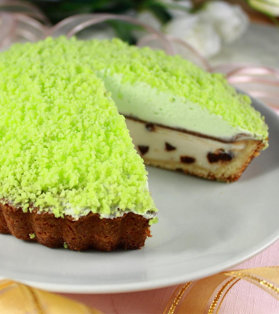 愛家食華-薄荷巧克力派(7吋)