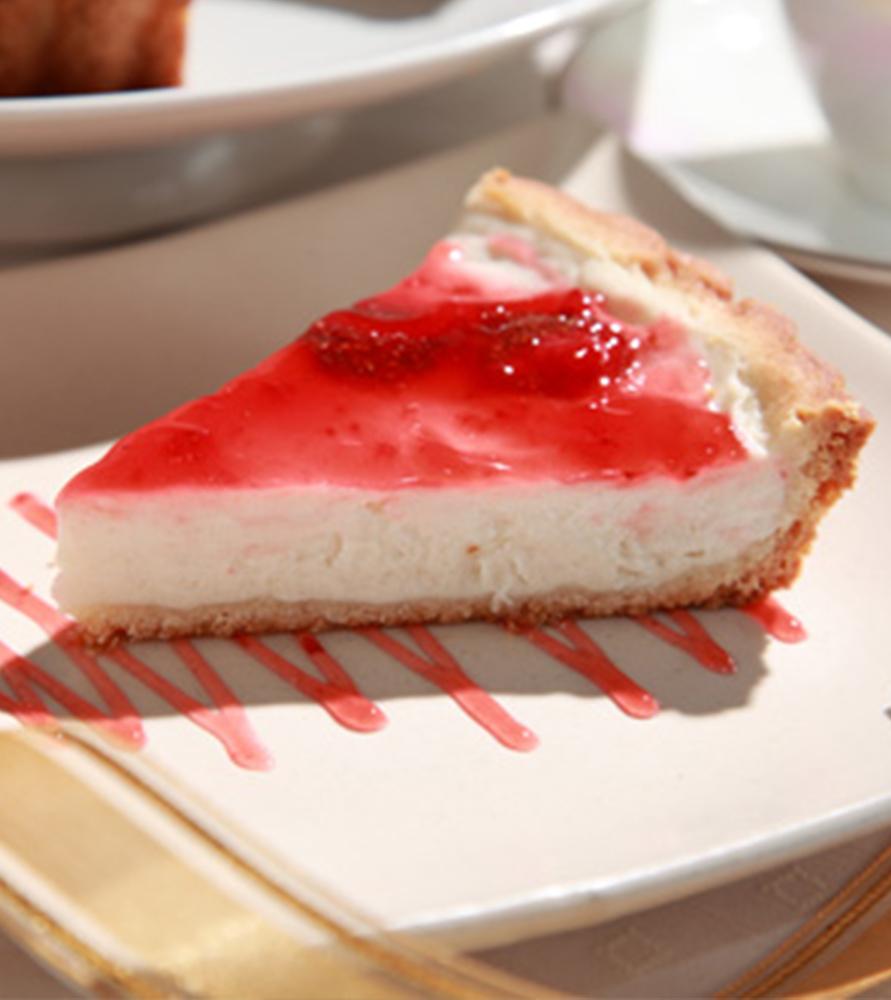 愛家食華-草莓起士派(7吋)