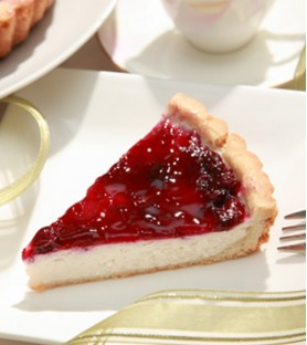 愛家食華-藍莓起士派(7吋)