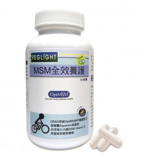 素天堂-MSM全效養護膠囊*買一送一